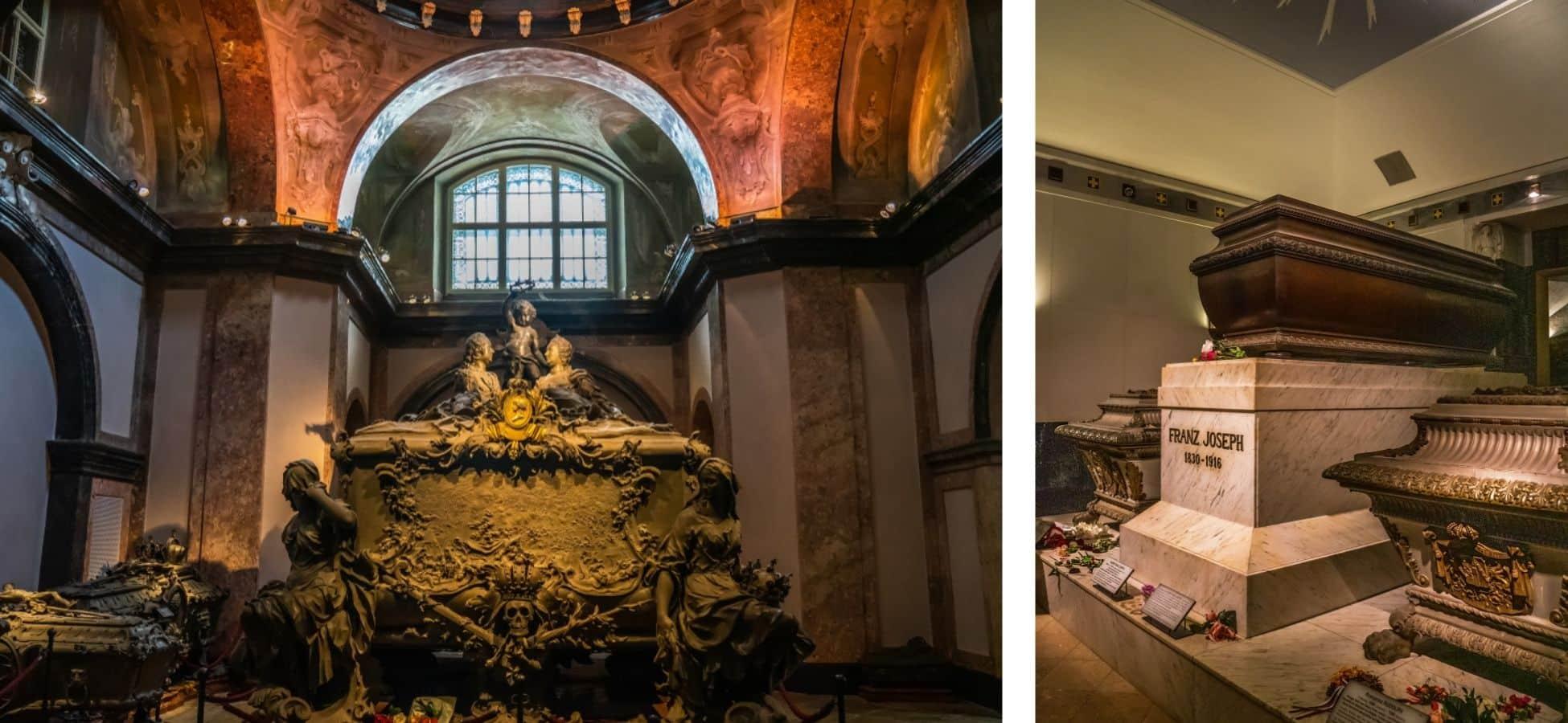 Crypte impériale Vienne