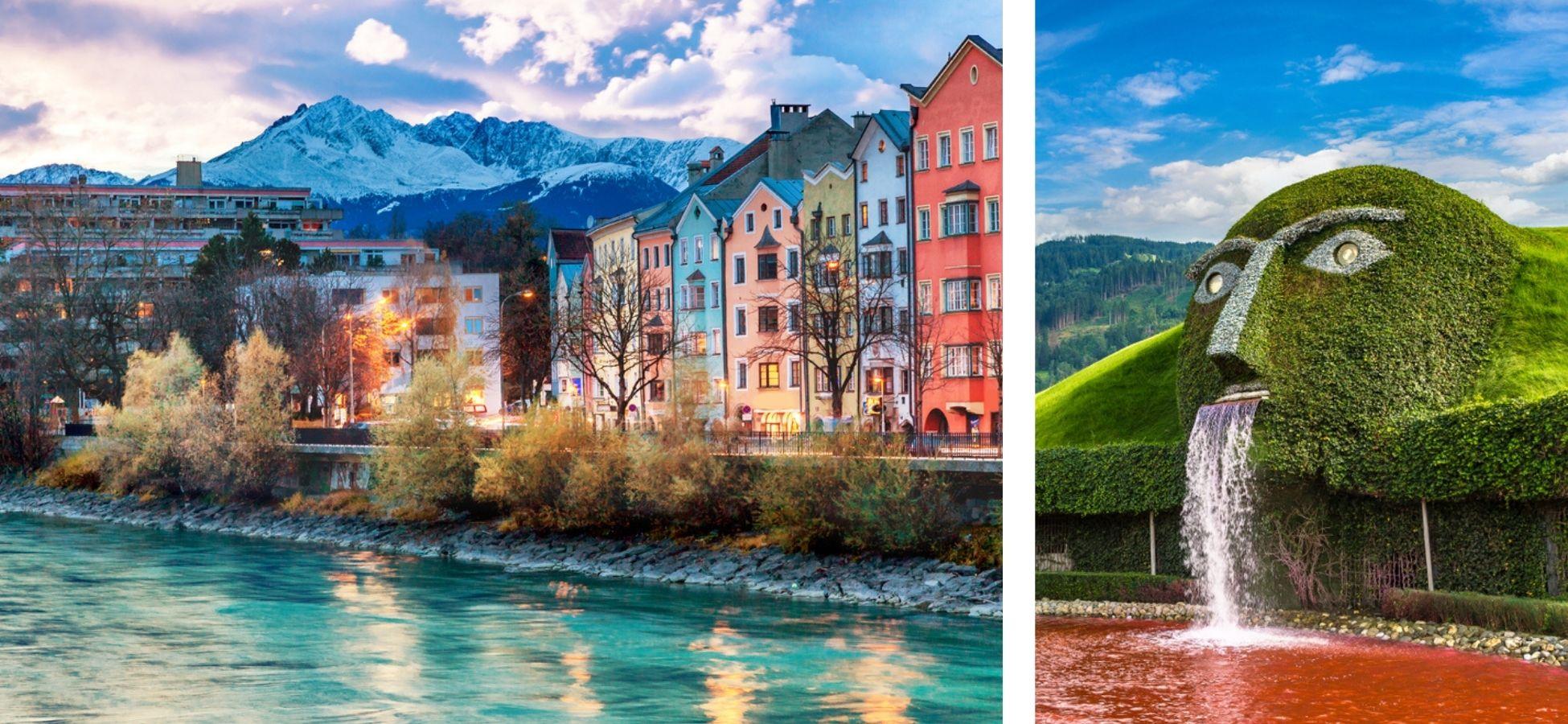 Innsbruck - Sissi l'impératrice