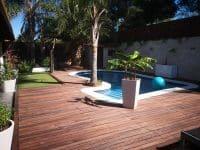 La « Casa Mar » maison avec piscine à Tarragone