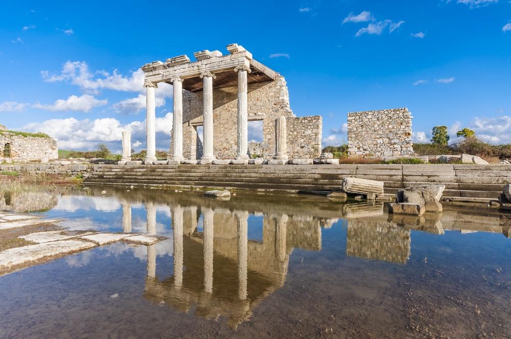 Vestiges de l'ancienne cite de Milet