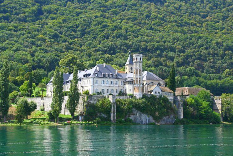 Hautecombe-abbaye