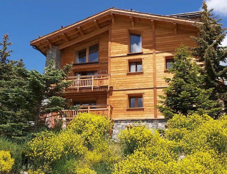 airbnb Montgenèvre