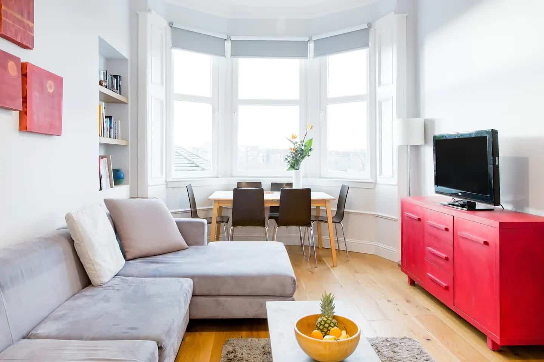 Appartement d'architecte lumineux