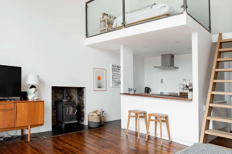 Appartement sympathique Airbnb à Glasgow