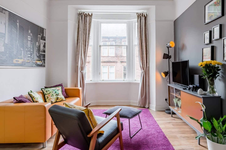 Superbe Airbnb à Glasgow