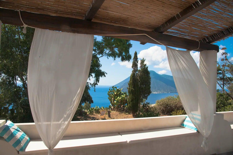 Joli Airbnb aux Îles Eoliennes