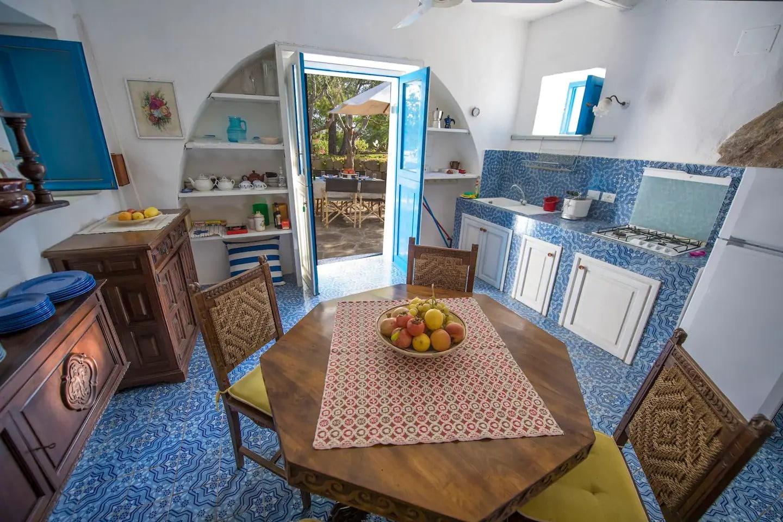 Beau Airbnb aux Îles Eoliennes