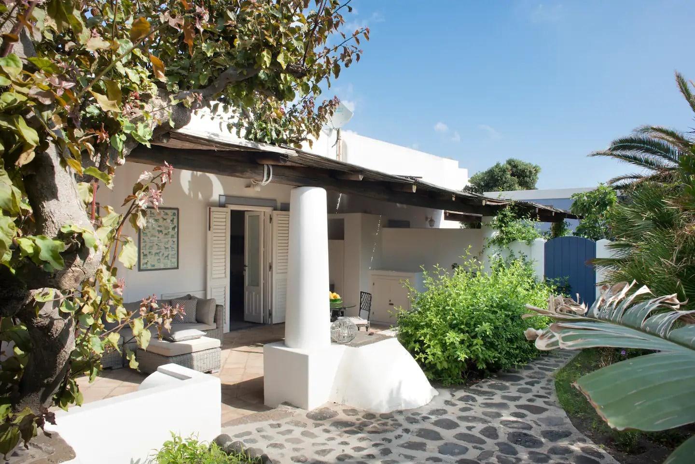 Charmante villa à Lampara