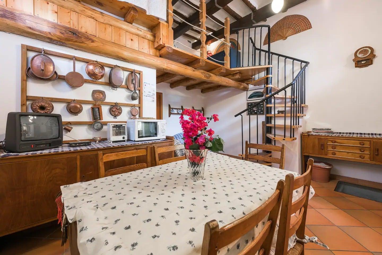 Airbnb sympathique aux Iles Eoliennes