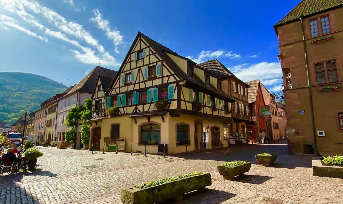 Joli Airbnb à Kaysersberg
