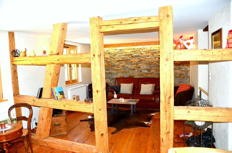 Airbnb à Kaysersberg