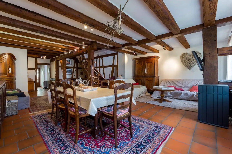 La maison Manala dans l'Est de la France