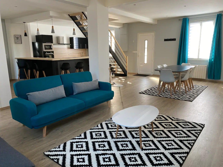Joli Airbnb au Tréport