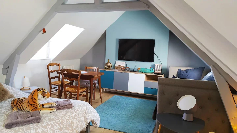 Airbnb au Tréport