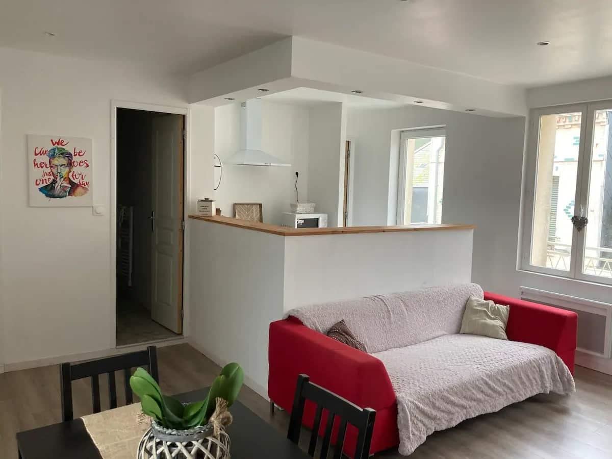 Sympathique Airbnb au Tréport