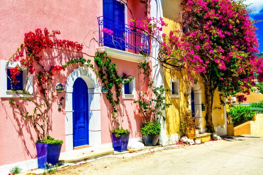 Les plus beaux villages grecs