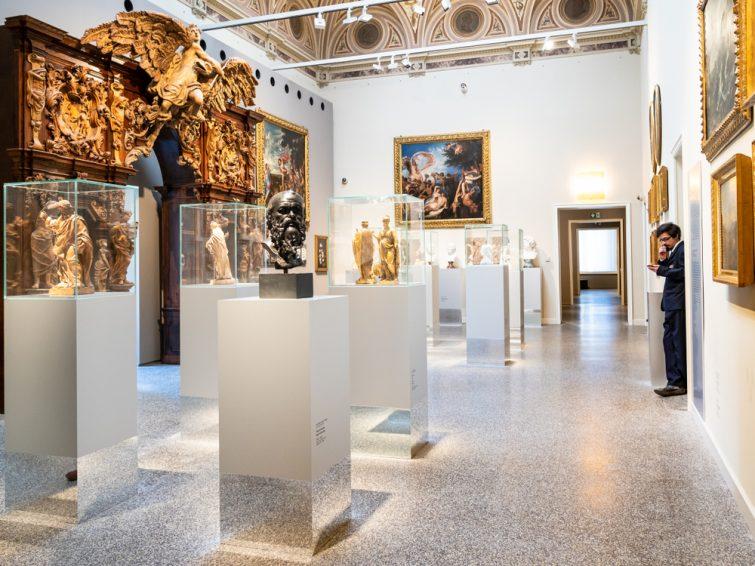 L'Académie Carrara, l'un des meilleurs musées de Bergame