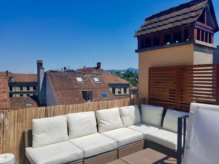 Appartement dans la vieille ville avec rooftop