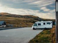 Le Cantal en Camping-Car