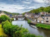 Le canal de Nantes à Brest en camping-car