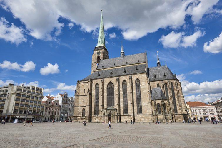Cathédrale Saint-Barthélemy de Pilsen