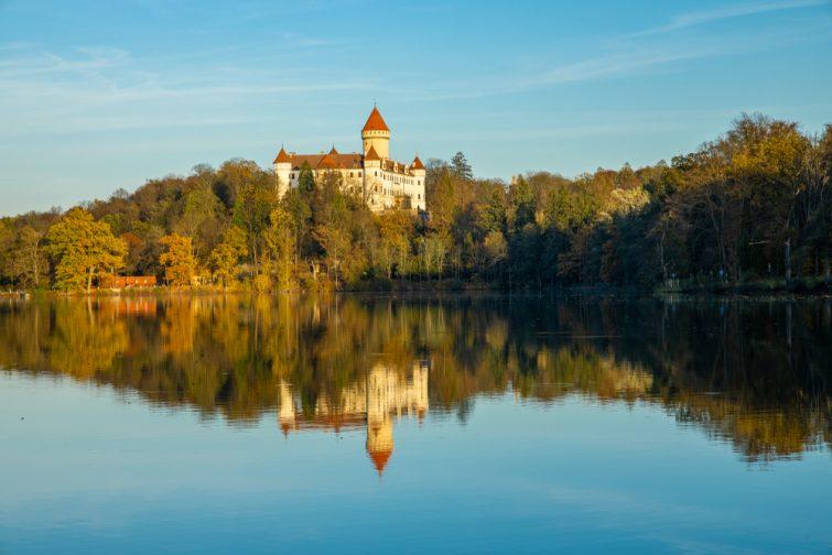Excursions depuis Prague : Château de Konopiště