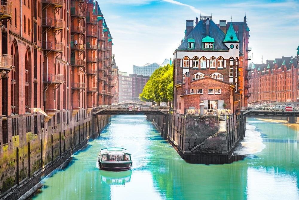Excursion à Hambourg depuis Berlin