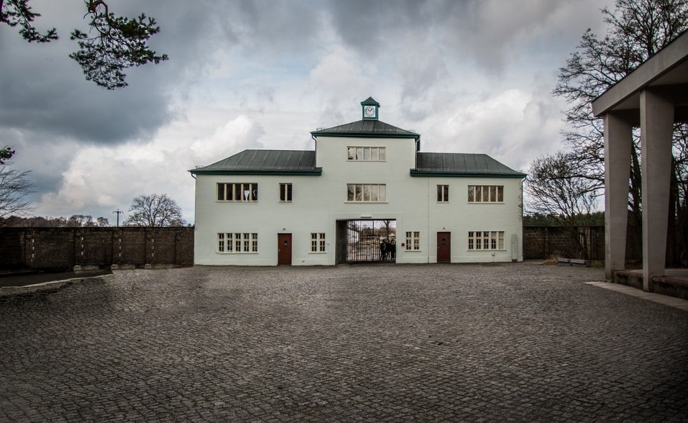 Le camp de Sachsenhausen