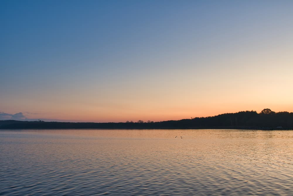 Le lac Müggelsee