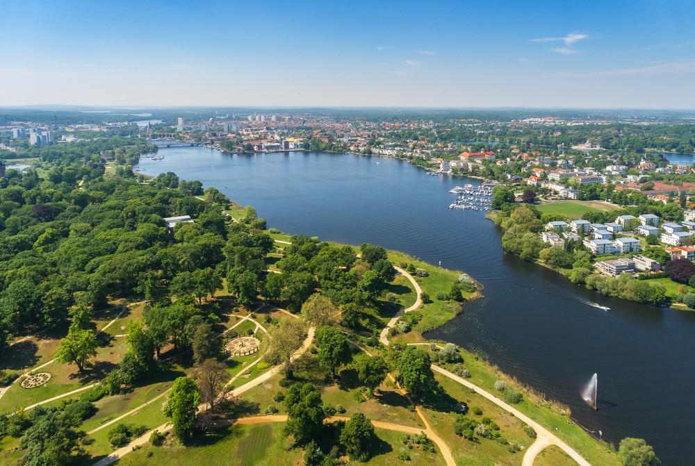 Jolie excursions à Potsdam depuis Berlin