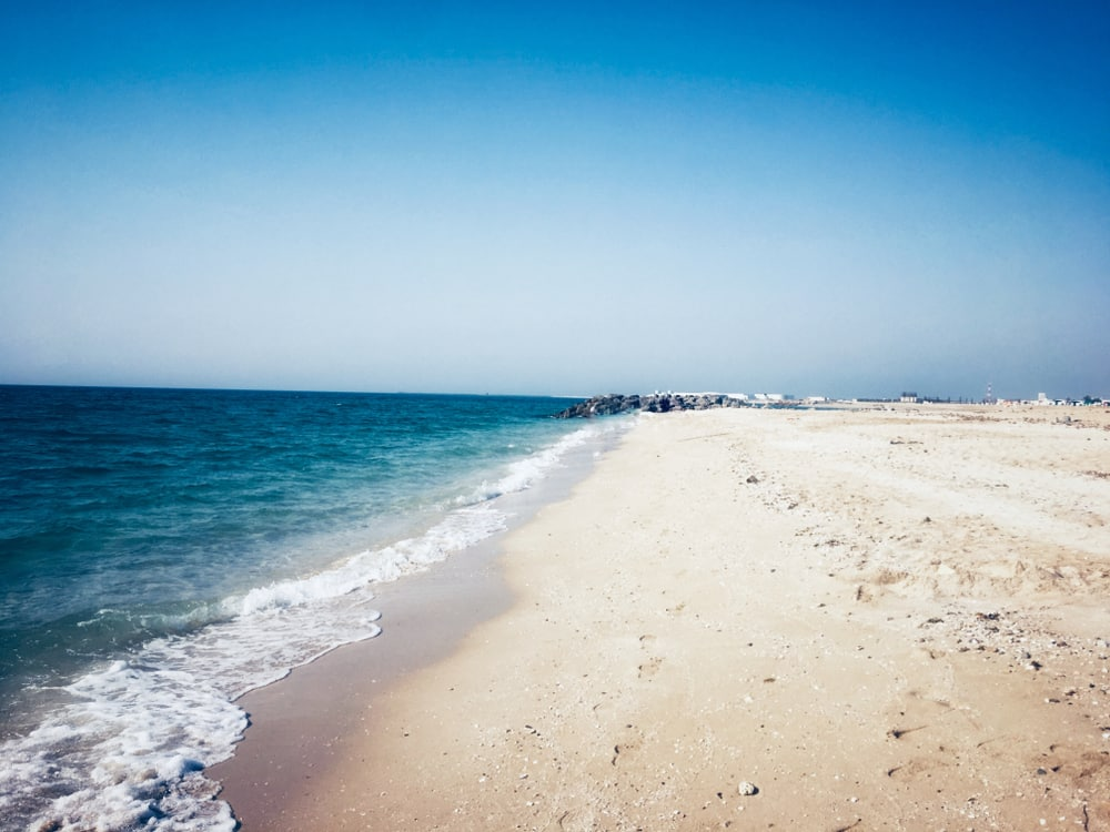 Excursion à Umm al-Quwain