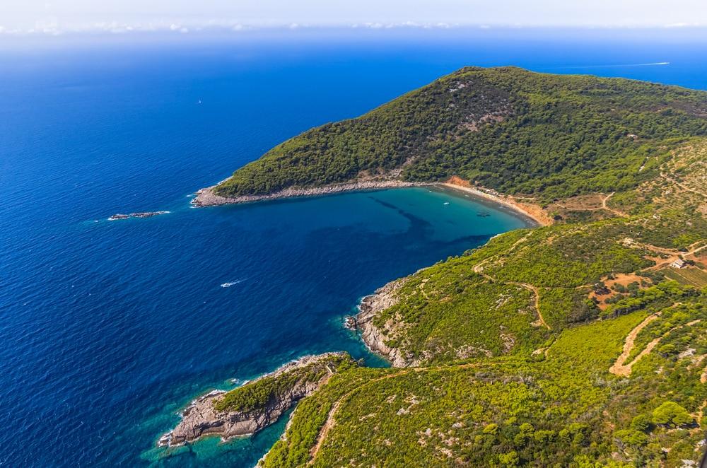 Excursion à la journée depuis Dubrovnik aux Îles Élaphites