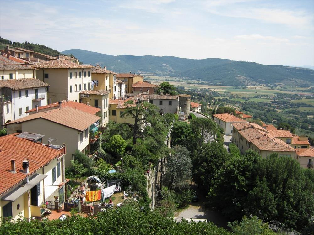 Excursion depuis Florence à Cortone