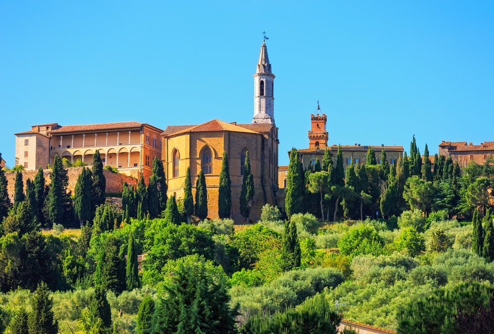 Excursion depuis Florence à Pienza