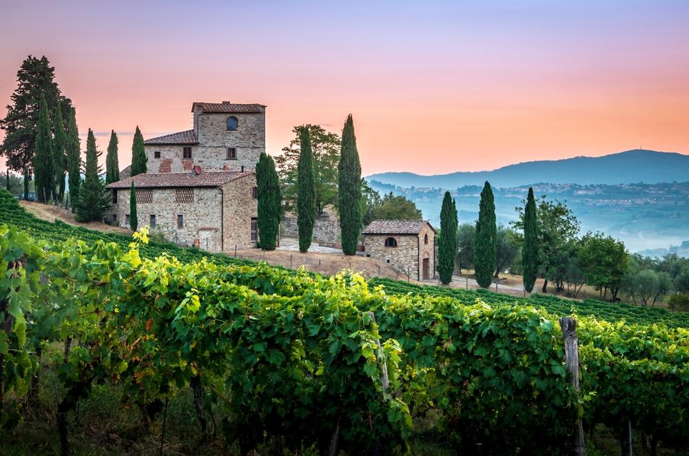 Excursion depuis Florence à Castellina