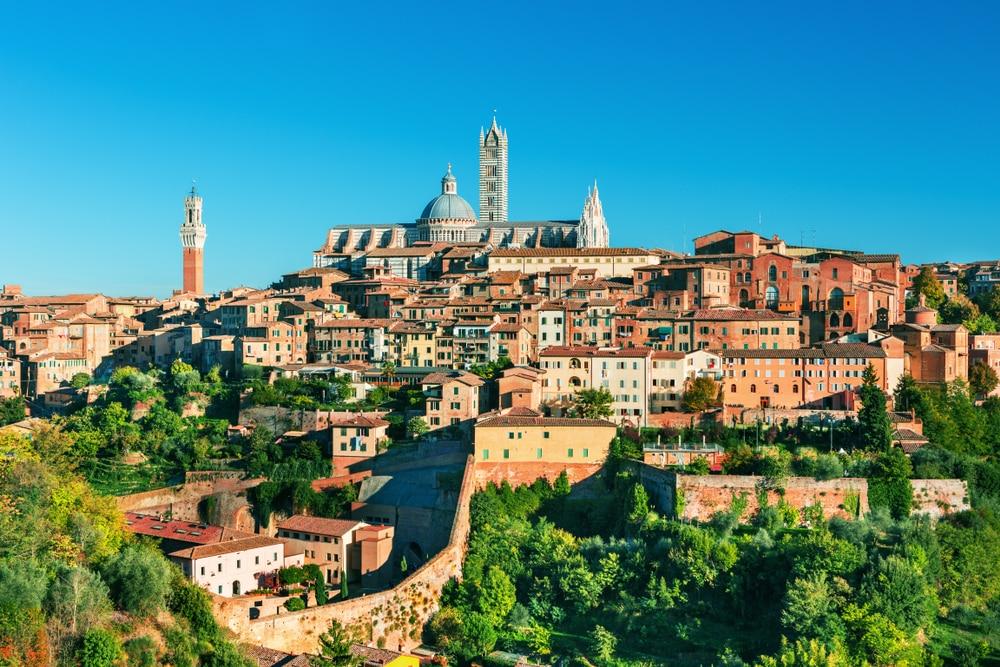 Excursions depuis Florence à Sienne