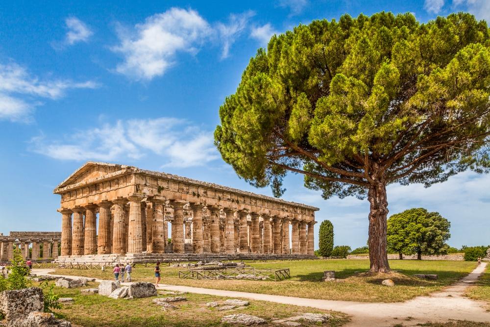 Excursion depuis Naples à Paestum