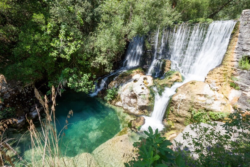Excursion depuis Naples au  Parc national du Cilento