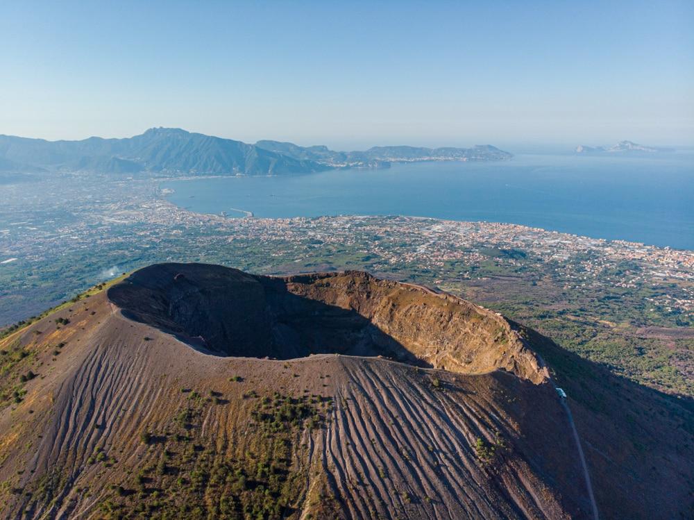 Excursion depuis Naples au Mont Vésuve