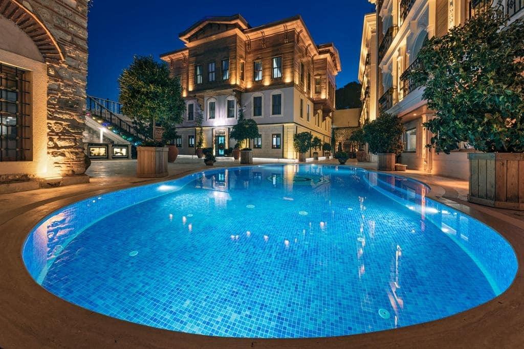 Seven Hills Palace & Spa, l'un des meilleurs hôtels d'Istanbul