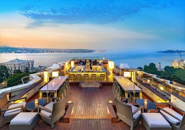 Les 10 meilleurs hôtels d'Istanbul