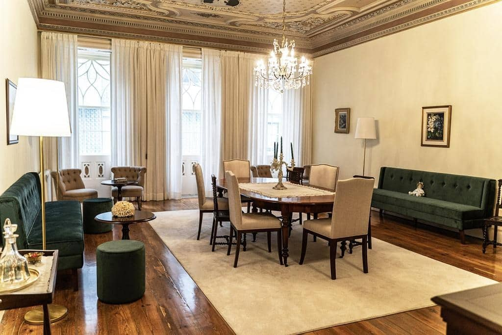 Hôtel de luxe à Porto