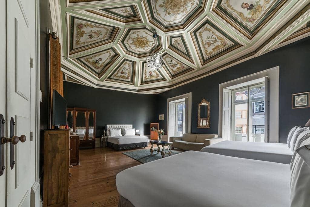 Joli hôtel à Porto