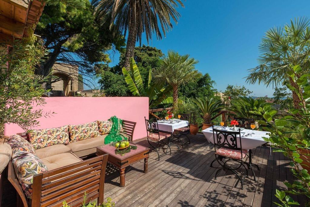 Meilleurs hôtels Rhodes : Nikos Takis Fashion Boutique Hotel