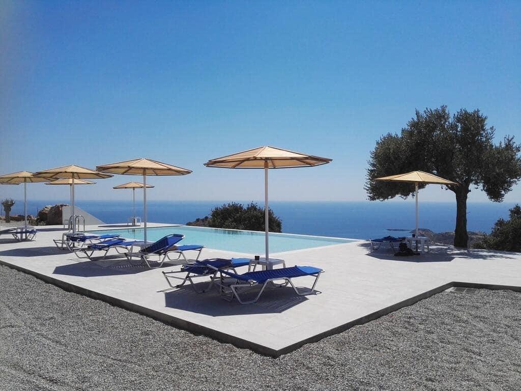 Meilleurs hôtels Rhodes : Bouganville B&B