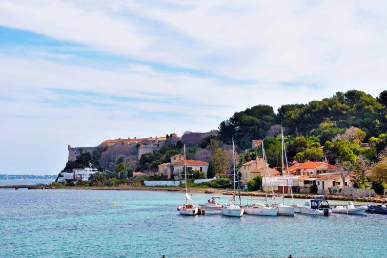 Sainte-marguerite-ile