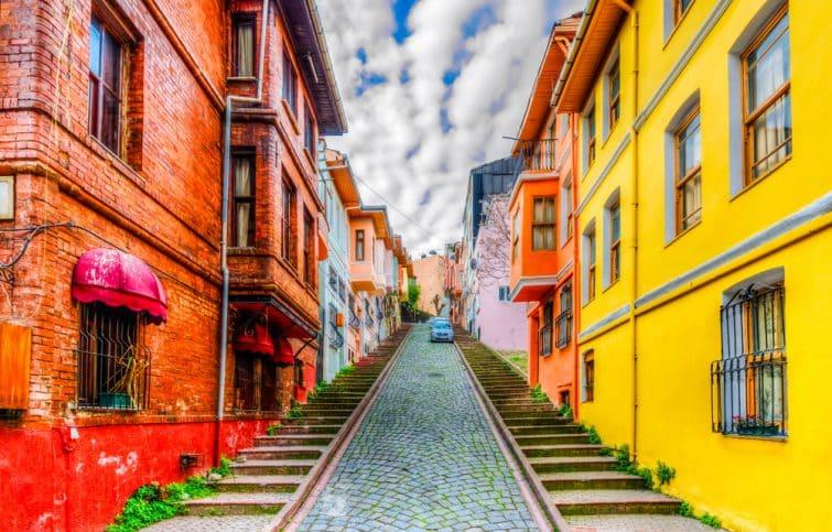 Visiter le quartier de Balat, à Istanbul
