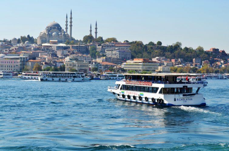 Visiter Istanbul et faire une croisière sur le Bosphore