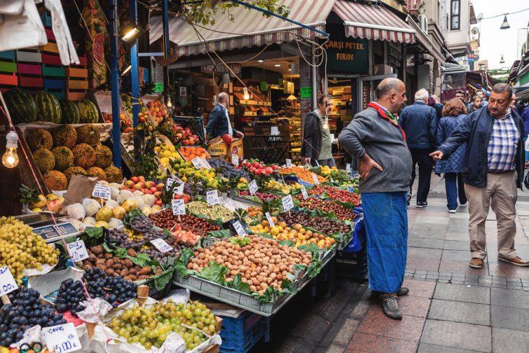 Visiter le marché de Kadikoy, Istanbul
