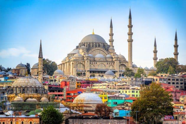 Les 7 meilleurs endroits où sortir à Istanbul